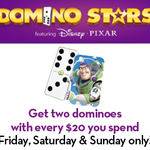 Double Dominoes - 2 Per $20 Spend (Fri, Sat, Sun Only) + 25% off Easter @ Woolworths