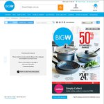 50% off Stonewell Cooking Range, 40% off Selected Tontine Quilts & Pillows + More Deals @ Big W