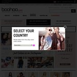 Boohoo - 20% off Everything (except Sale Items) until Midnight 11 June