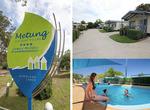 Metung VIC: $425 for Five Nights Staying at Metung Holiday Villa's Pet Friendly (Save $825) via Travel Factory