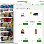 Woolworths Technology Bargains - $1 Speakers/$1 Headphones/$8 16GB USB3/$10 BT Headphones