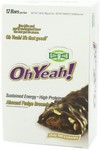 Oh Yeah! Bars (Box of 12) $14.95 Per Box or 6 Boxes for $59.95 (SHORTDATED 07.02.2016) @ Amino Z