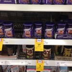 Cadbury Drinking Chocolate Mint and Caramel 225g Marked down to $1.63 @ Coles