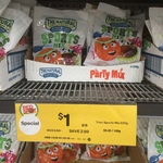The Natural Confectionary Company Sports Mix $1 (Save $2.99 @ Woolworths [Hornsby, NSW]