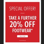 Lacoste Outlet Further 20% off Footwear