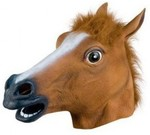 Horse Head Mask: USD $7.20 (~AUD $9.31) Delivered @ DD4