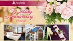Wedding Packages 3 Days 2 Nights Stay Bali  | J4 Hotels Legian - IDR 1,874,000 (~AUD $187)
