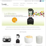 10% of All Luvele Products on Their Official Website. Valid until December 24, 2016
