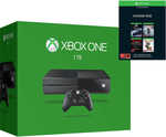 Xbox One 1 TB Console - $299 with Name Your Game Token - Big W