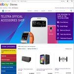 Sonos Play 3 $319.20, LG Urbane Smartwatch $180, Braided Lightning Cables $24 @ Telstra eBay