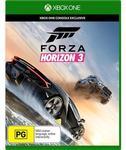 Xbox One Games: Forza Horizon 3, Halo Wars 2, Dead Rising 4 - $59 Each, Forza Motorsport 6 - $39 @ JB Hi-Fi