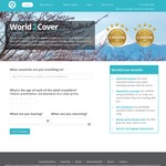20% off Travel Insurance Policies at World2Cover