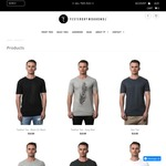 All Mens T-Shirts $10 (More than 80% off) Was $54.95 @ YesterdayTomorrow ($10 Shipping)