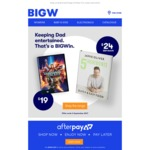 "Big W -- Philips 49"" Smart 4K HDR TV $799 / 43"" $699"