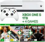 XB1 S 1TB 4 Game Bundle $379, 500GB + FIFA 18 + Forza Horizons 3 $299, Nintendo Switch + 1 Game $489 @ EB Games