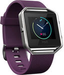 Fitbit Blaze Smart Fitness Watch Activity Tracker Sleep Pedometer Plum Large- $196 Delivered @Futu eBay