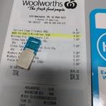 Woolworths (Newington, NSW) - HUB Branded USB 2.0 OTG Micro Drive 16GB - $4 (RRP $20)