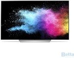 "LG 65"" OLED OLED65C7T $3999 @ Betta Home Living - Bonus $250 VISA Cash Card"