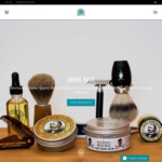 15 - 30% off Shaving Goods @ Shave Rave + Free Shipping Orders over $35