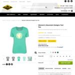 Women's T-Shirt for $5ea Shipped @ Mountain Designs
