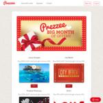 Prezzee Gift Cards: Ticketmaster ($100 Bonus $15), MAC ($75 Bonus $15), Priceline ($100 Bonus $15), City Beach ($100 Bonus $15)