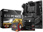 MSI Ryzen 5 Gaming Enthusiast Bundle $623.00 Pickup (NSW/VIC) or + Delivery @ Scorptec