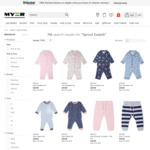 Boys and Girls Sprout Essentials Tee/Top $6 Each (Was $15) C&C, or Shipped via Shipster If Spend $25 @ Myer