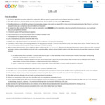 eBay 10% off Sitewide ($75 Min Spend) 10am - 2pm AEST Friday, May 4th