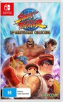[Nintendo Switch] Street Fighter 30th Anniversary Collection - $59.99 + Free Shipping @ Amazon AU