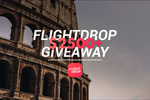 Win a Trip for 2 to Paris/London, $1000 Travel Credit or $500 Local Activity Credit from Flightdrop