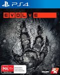 Evolve PS4 $1 + $2.95 Postage @ The Gamesmen