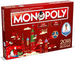 FIFA World Cup 2018 Monopoly $38.03 Delivered @ I Want One Of Those
