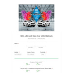 Win a Kia Sportage Worth $30,490 from Belouis Investment Group