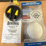 [NSW] Plugfones Earplugs & Earphones Hearing Protection $19.98 @ Bunnings Castle Hill