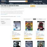 2 for $40 4K Blu Rays @ Amazon AU