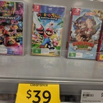 Mario + Rabbids Kingdom Battle for Nintendo Switch $39 @ Target [In Store Only]
