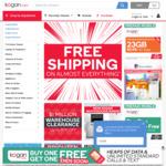 3 Days Free Shipping on Almost Everything @ Kogan