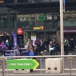 [VIC] Free Cadbury Dairy Milk Chocolate at Southern Cross Station (Melbourne)
