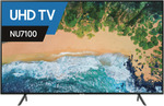 "Samsung 49"" UHD LED Smart TV UA49NU7100 $805.50 + $44.14 or Free Click and Collect @ The Good Guys eBay"