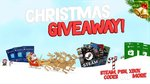 Win 1 of 2 $100 Xbox/PlayStation/Steam Gift Cards from CripsyTV