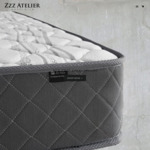 Boxing Day: Pocket Spring Mattress 60% off + up to 2 Free Pillows* (Free Delivery Melbourne & Sydney Metro Area) @ Zzz Atelier