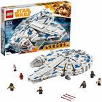 Win a LEGO Star Wars Kessel Run Millennium Falcon worth $270 from Kono Store