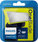 Philips One Blade Replacement Blade 2 Pack $27.30, 1 Pack $16.80 @ BIG W