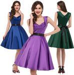 Vintage Party Dress (5 Styles) US $7.92 (~AU $11.05) , Girl Party Dress US $8.75 (~AU $12.21) Delivered @ Grace Karin