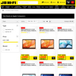 10% off Apple Computers @ JB Hi-Fi