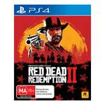 [PS4/XB1] Red Dead Redemption 2 $59 @ Target