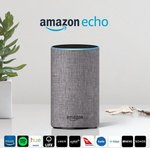 2x Amazon Echo (2nd Generation) for $199 Delivered @ Amazon AU