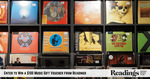 Win a $100 Voucher for Readings Music Store from Australian Music Retailers Association