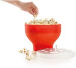 Lekue Microwave Popcorn Maker $19.95 (+ $6.95 P&H) @ Smooth Sales