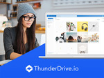 ThunderDrive Cloud Storage: Lifetime Subscription (500GB/Personal Plan) $29 (Normally $600) @ Mashable